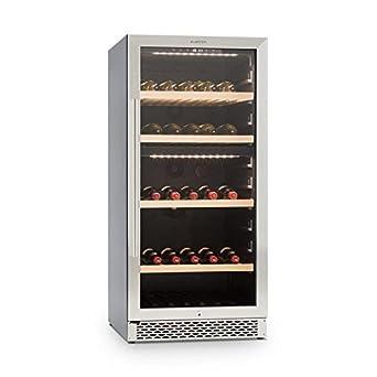 KLARSTEIN Botella 120D - Nevera para vinos o Bebidas, Vinoteca ...