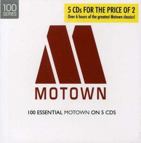 100 Essential Motown