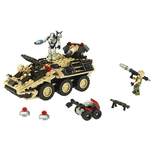 38976 KRE-O Battleship Mine Stryker Construction Set Hasbro 389760790