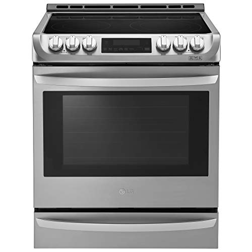 LG LSE4613ST 30 Stainless