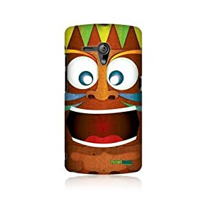 Crazy Tiki Collection Hard Back Case Cover For Sony Xperia neo L MT25i