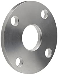 Dixon B38SL-G200 Stainless Steel 304 Sanitary Fitting, Unpolished Slip-On Flange, 2\
