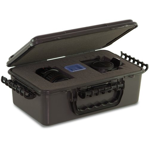 Plana Series - Plano Guide Series Camera Case; Waterproof with Customize-able Pluck Foam