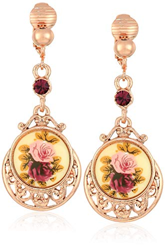 1928 Jewelry Women's Rose...