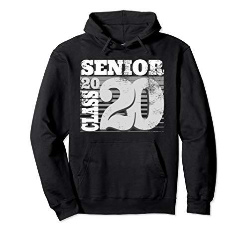 SENIOR CLASS OF 2020 Hoodie High School Graduation Gift ()