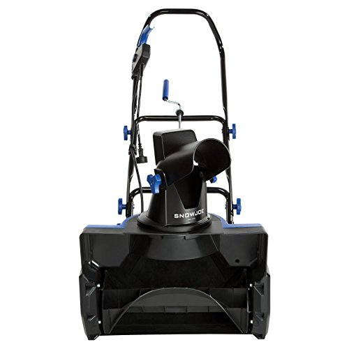 Best Electric Snow Blower For Heavy Snow : Snow joe electric thrower lawn garden