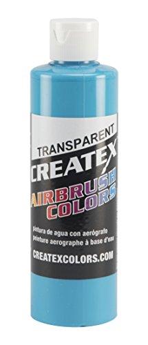 Blue Transparent Paint - 9