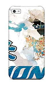 New Style 5903927K173492115 detroit lions NFL Sports & Colleges newest iPhone 5c cases