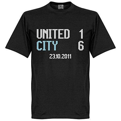 Uniti 1: City 6Scoreboard maglietta