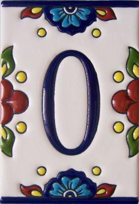 - Fine Crafts Imports Mission Tile Number Zero