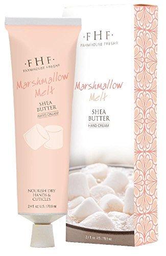 Farmhouse Fresh Marshmallow Melt Shea Butter Hand Cream