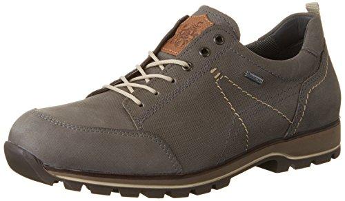 FRETZ men Walk, Zapatos de Cordones Derby para Hombre Grau (Fango)