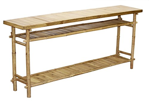 Bamboo54 71-in. Long Sofa Table