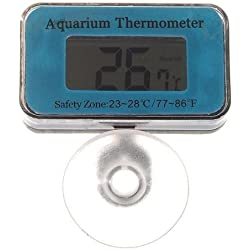 Waterproof Aquarium Water Temperature Digital Thermometer.