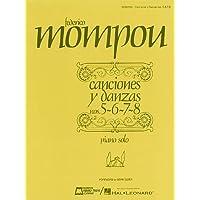 Canciones Y Danzas - Nos. 5, 6, 7