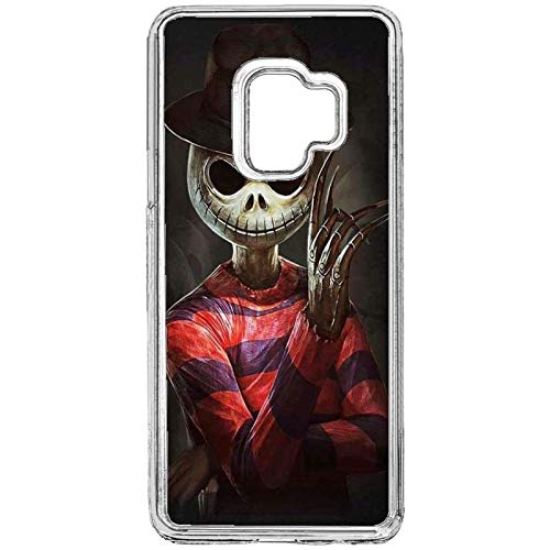 Samsung Galaxy S9 Halloween Phone Case,Hipster Protective Phone Case Cover,Halloween Hard Plastic Good Looking Hard Plastic Phone Case for Samsung Galaxy S9-5.8 -