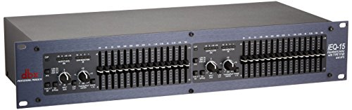 Dual 15 Band Graphic - 8