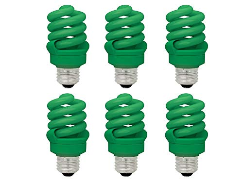 Buy green fluorescent bulbs