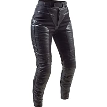 Amazon.com: SEDICI Women's Mona Leather Motorcycle Pants - 6 ...