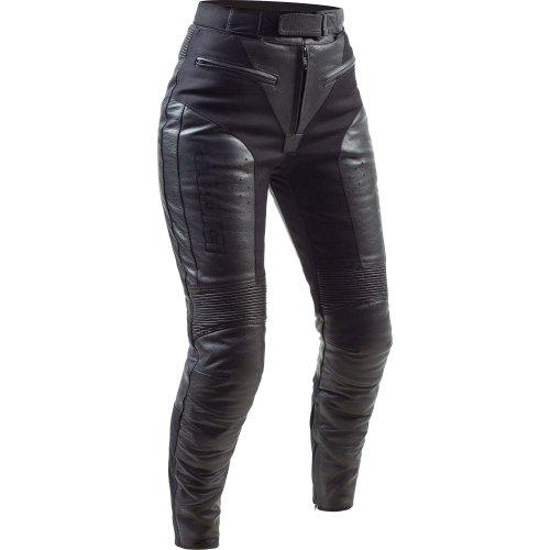 Women Leather Motorcycle Pants - 4