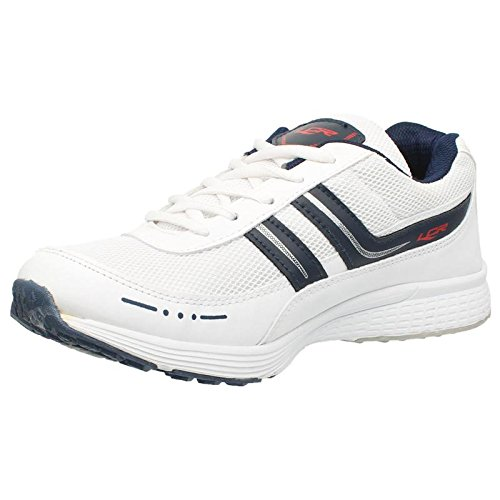 fa59a3a5da8 Lancer Malaysia-808 Sports Shoes I Running Shoes For Men-White  Buy Online  at Low Prices in India - Amazon.in