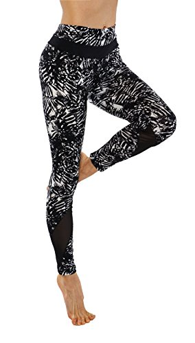 Vesi Star Dry Fit Printed Leggings