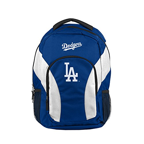 The Northwest Company MLB Los Angeles Dodgers DraftDay Backpack, 18-Inch, (Mlb Backpack)