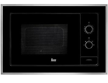 Teka ML 820 BI Microondas sin grill, 1100 W, 20 litros, Otro ...