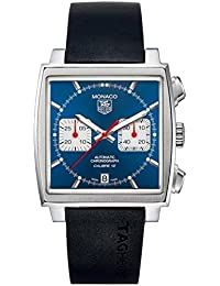 NEW TAG HEUER MONACO MENS WATCH CAW2111.FT6005