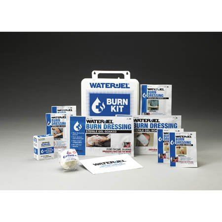 Water-jel Iwk-5 Deluxe Burn Kit 10'' X 7'' X 3'' ( Each )