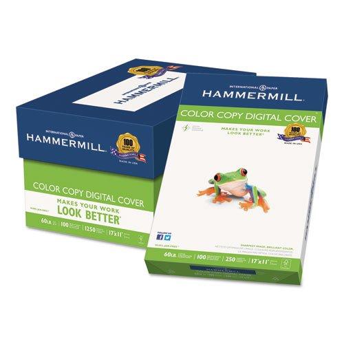 Hammermill - Copier Digital Cover Stock, 60 lbs., 17 x 11, White, 250 Sheets 12255-6 (DMi PK Photo #3