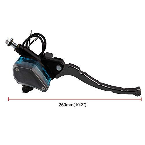 Motorcycle modification parts brake pump CNC hydraulic disc brake clutch brake hand brake lever: