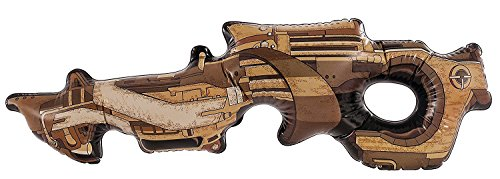 Halloween Toy Guns (Rubie's Costume Guardians of the Galaxy Vol. 2 Rocket Inflatable Weapon Costume Accessory)
