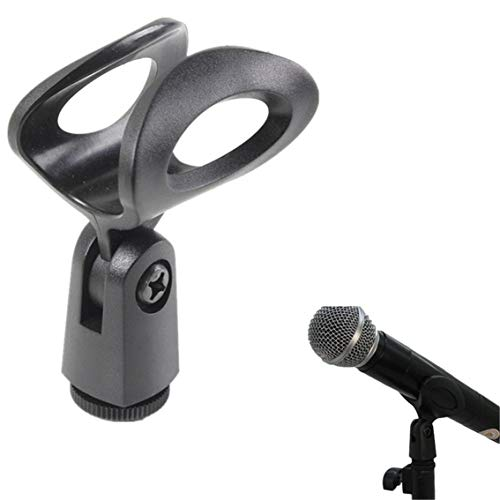 Hengxingwf Practical Stage Elliptical Rectangular Hollow Microphone Clip...