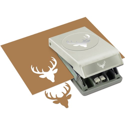 ek-tools-paper-punch-large-deer-head