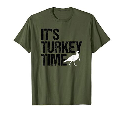 (Turkey Time, Turkey Hunting, Big Design)