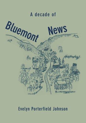 Download A decade of Bluemont News ebook