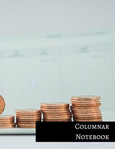 Download Columnar Notebook: 4 Columns pdf epub