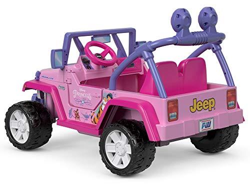 Power Wheels Disney Princess Jeep Wrangler by Power Wheels (Image #6)