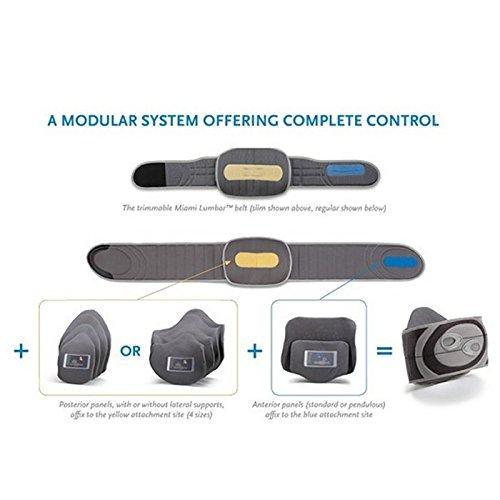 Ossur Miami Lumbar LSO Back System-Medium