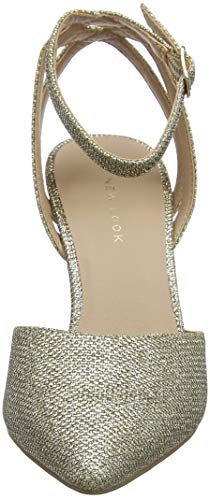 Escarpins Tupper Femme Gold 93 Bout Look Gold fermé New pZ5wEqx