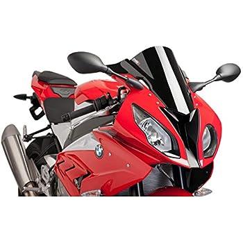 Puig 14-19 BMW S1000R Naked Generation Sport Windscreen Black Windshields soundbite Motorcycle & ATV