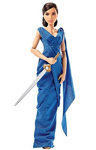Boneca Barbie Mulher Maravilha - Princesa Diana & Espada Oculta - Dc Comics