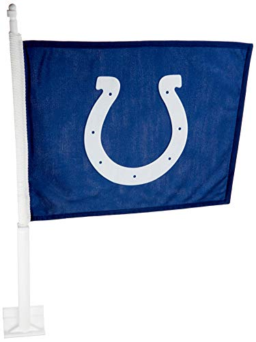 Fremont Die NFL Indianapolis Colts Home & Away Car Flag