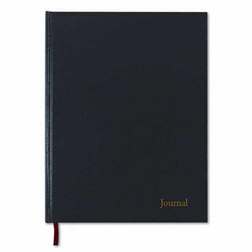 TOPS Products - TOPS - Professional Business Journal w/Planning Pages, 160 Pages, 11 x 8 1/2, Black - Sold As 1 Each - Organization and management sections include time zones, conversion tables, four-year reference calendars and daily planning pages. - Ac