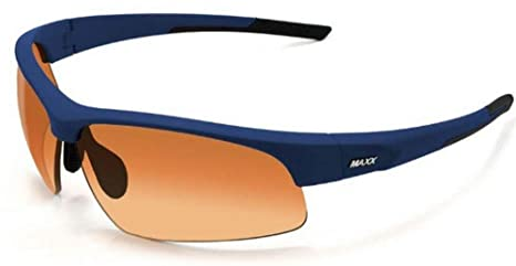 840f9d858a Image Unavailable. Image not available for. Color  2017 Maxx Sunglasses Ray  TR90 Blue Frame HD Polarized Lens