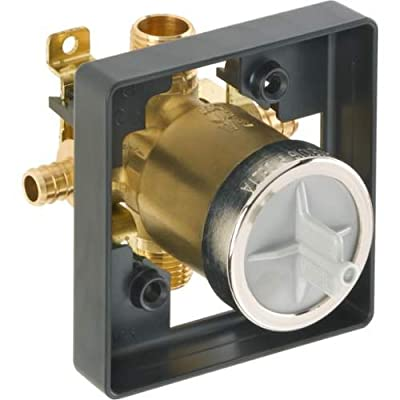 Delta R10000-PX Universal Mixing Rough-In Valve with PEX Connections,