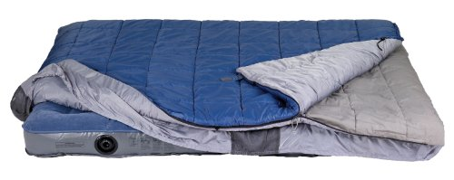Kelty Satellite 30 Degrees Doublewide Sleeping Bag, Outdoor Stuffs