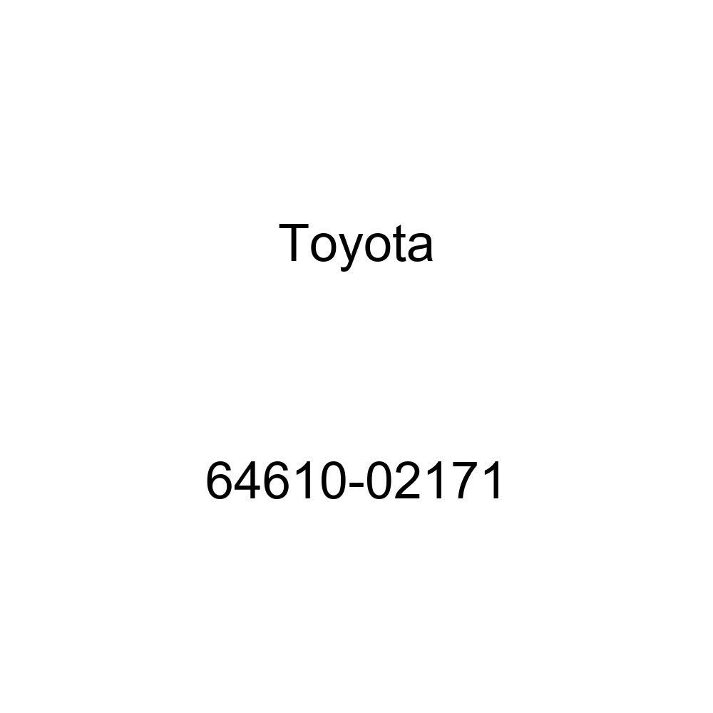 TOYOTA 64610-02171 Door Lock Assembly