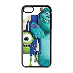 Monsters University iPhone 5c Cell Phone Case Black Q9242044